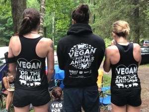 Strong Hearts Vegan Power